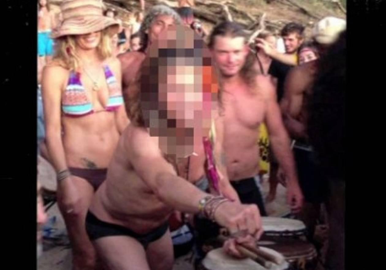 Ποιος 64χρονος rock star είναι ακόμη party animal;