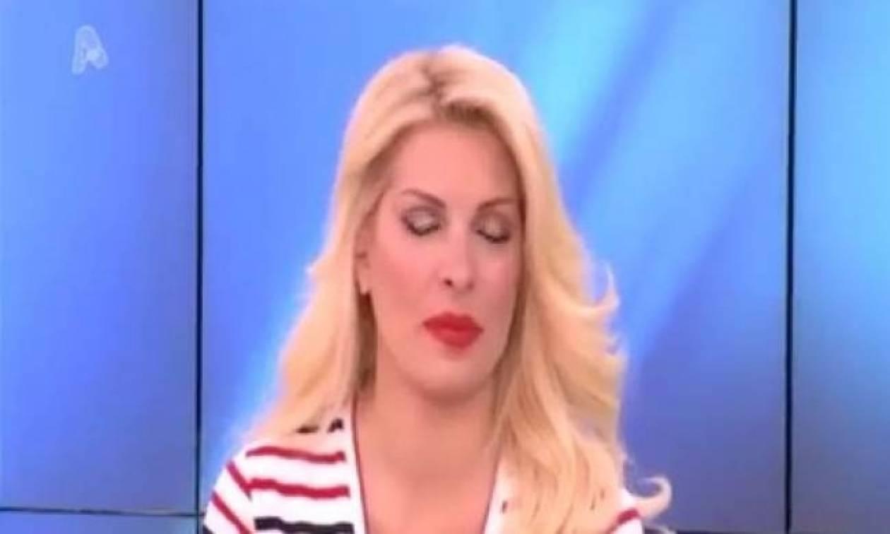 Η Μενεγάκη νοσταλγεί τηλεοπτικές στιγμές με την Ζήνα Κουτσελίνη!