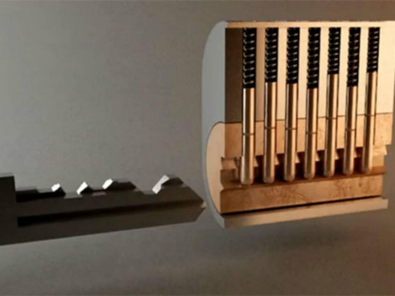 Βίντεο: Πώς λειτουργεί μια κλειδαριά;
