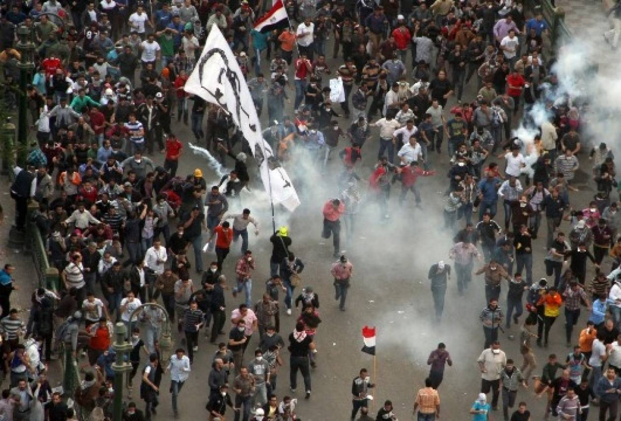 Συνεχίζονται οι συγκρούσεις στην Αίγυπτο-Επτά οι νεκροί