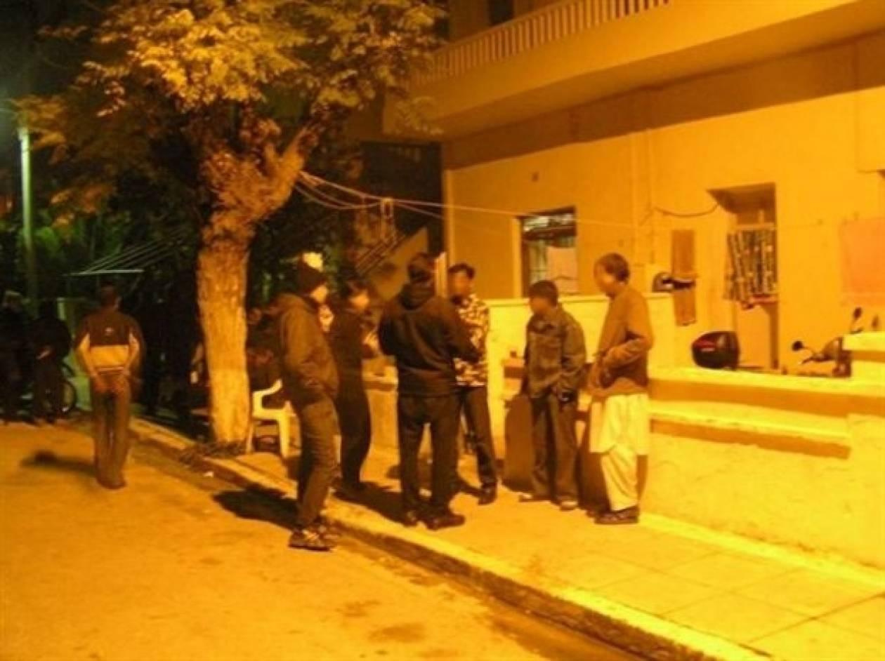 Λάρισα: Συγκλονισμένη η τοπική κοινωνία από την επίθεση
