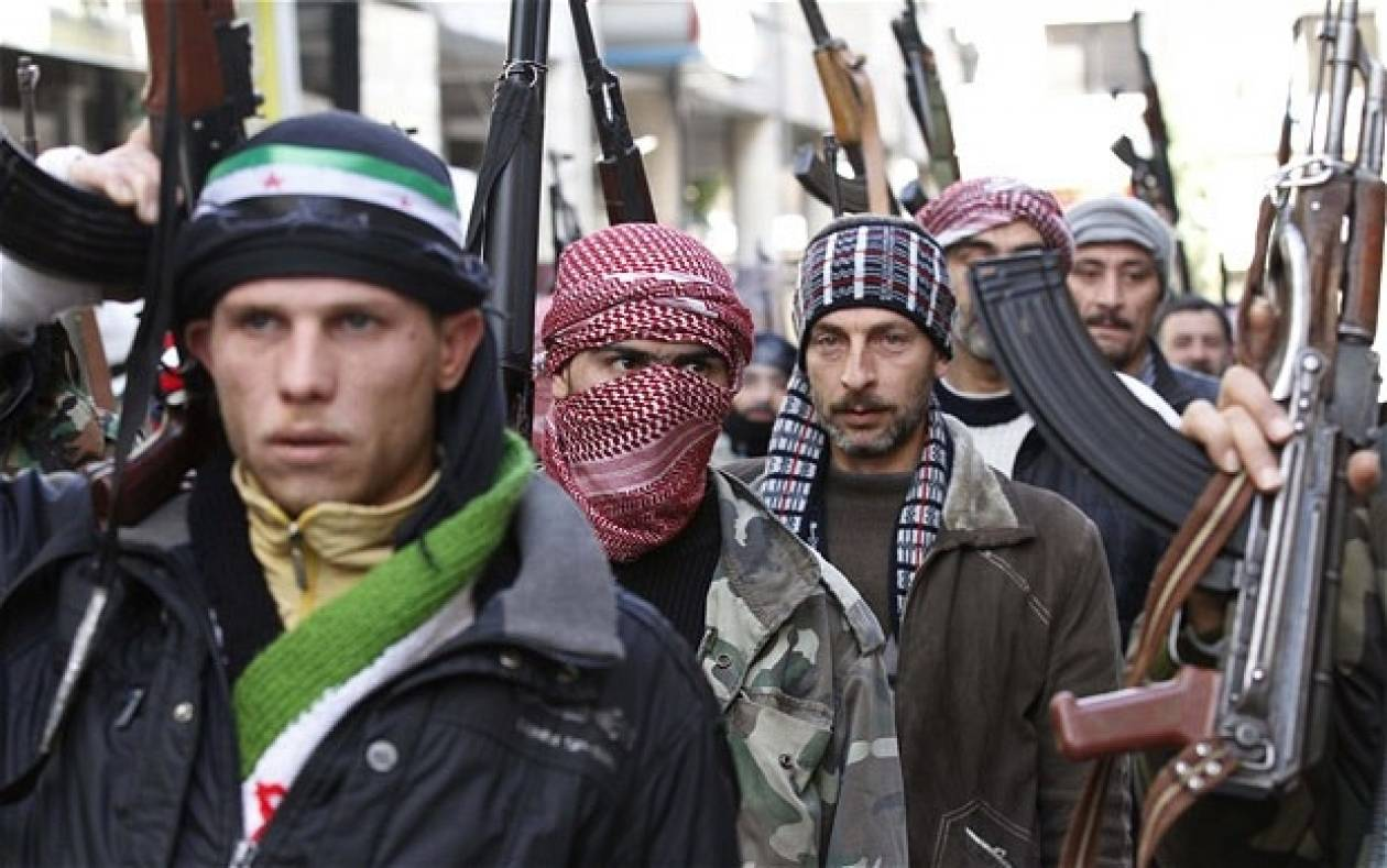 Συρία: Αντικαθεστωτικοί απελευθέρωσαν 300 φυλακισμένους