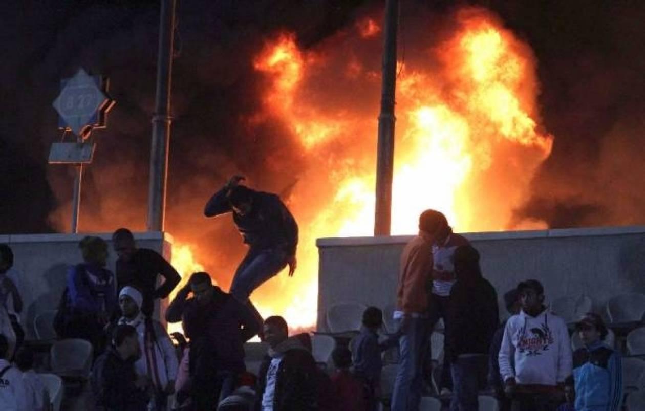 Αίγυπτος: Αυξάνεται ο αριθμός των νεκρών στο Πορτ Σάιντ