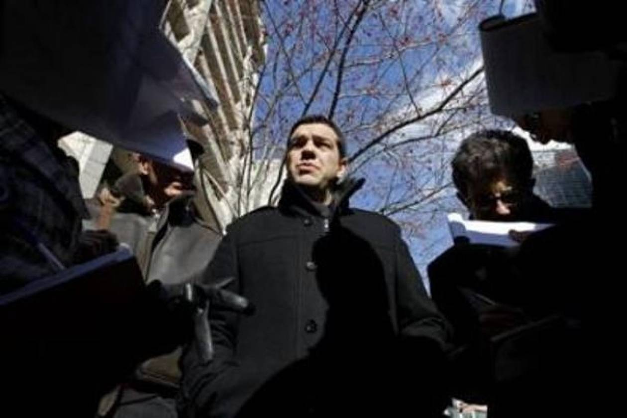 Καταγγελίες για επίθεση Χρυσαυγιτών εναντίον του Τσίπρα