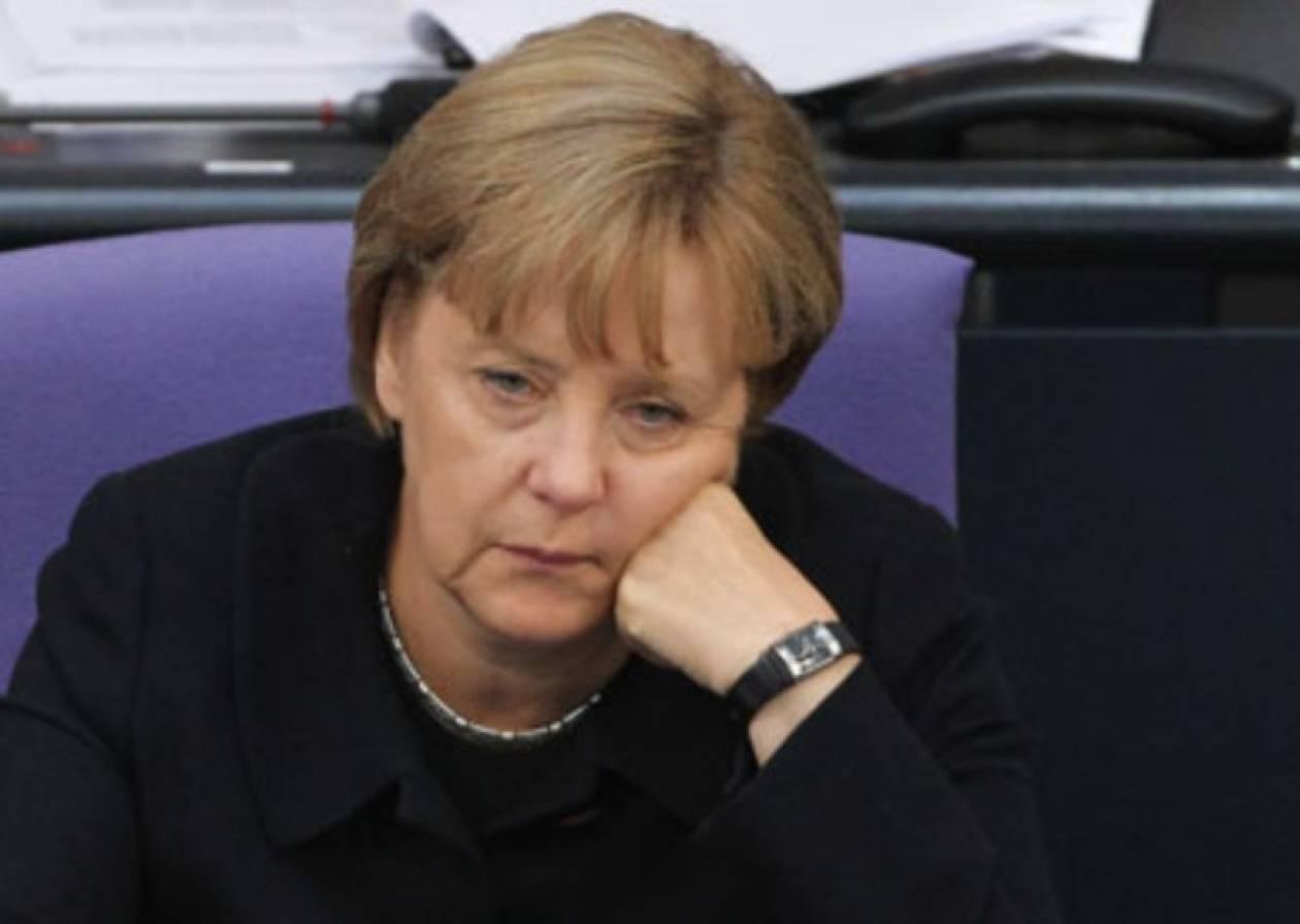 Μέρκελ: Έχουμε ευθύνη για το Ολοκαύτωμα