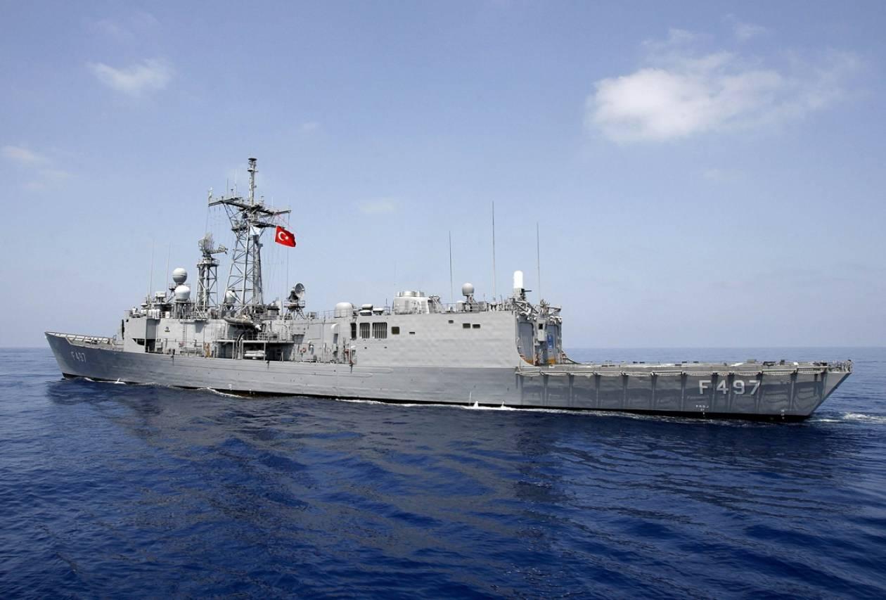 Σοβαρή κρίση στο Τουρκικό Πολεμικό Ναυτικό
