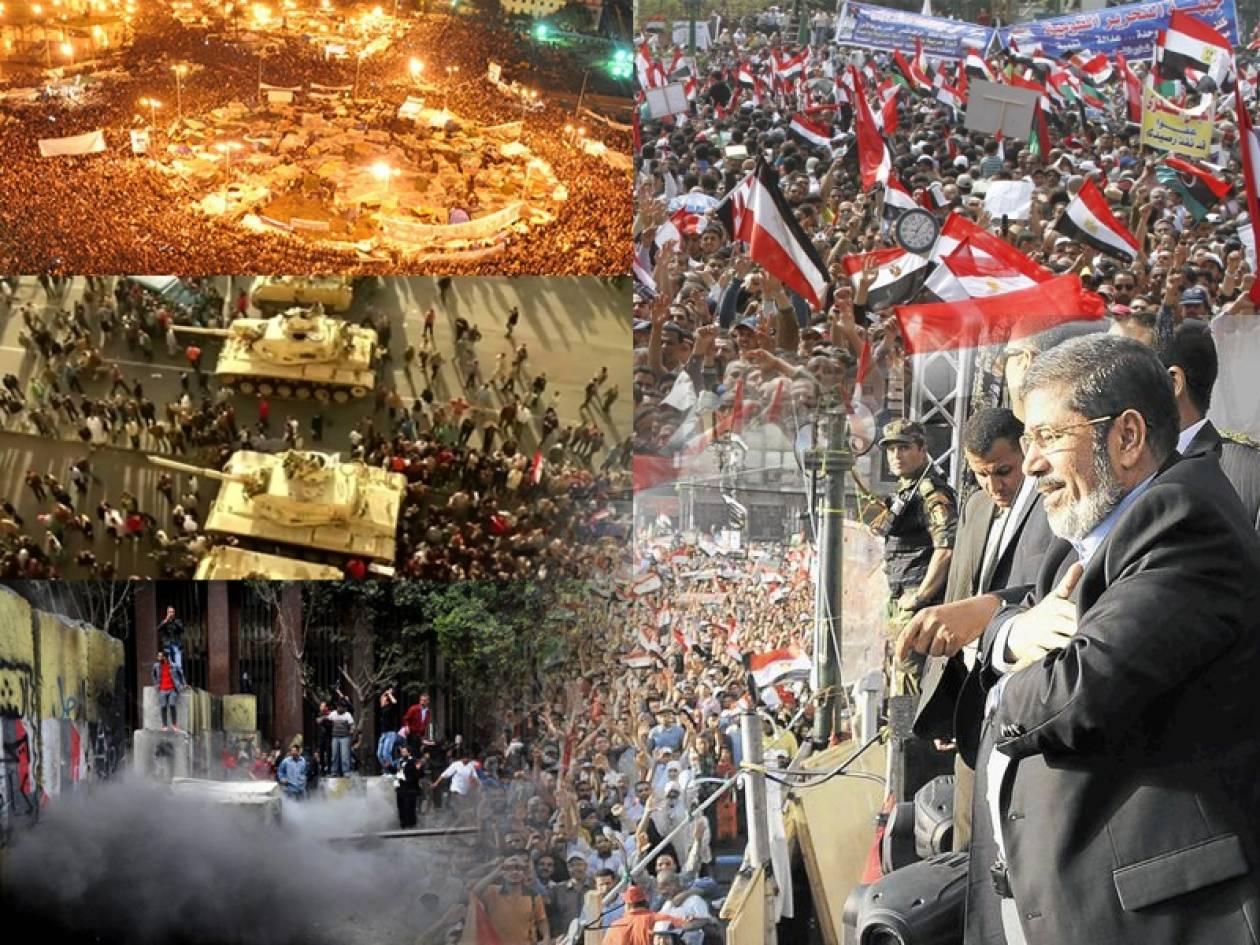 Από την Αραβική Άνοιξη στον ισλαμικό χειμώνα