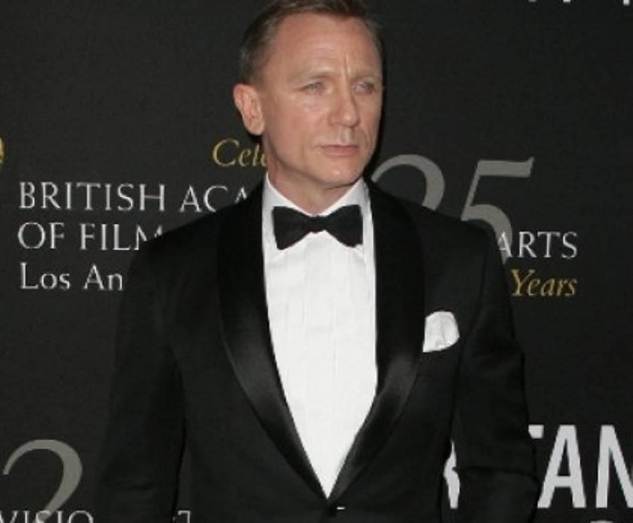 Daniel Craig: Ποιον όρισε διάδοχό του για τον ρόλο του Bond;