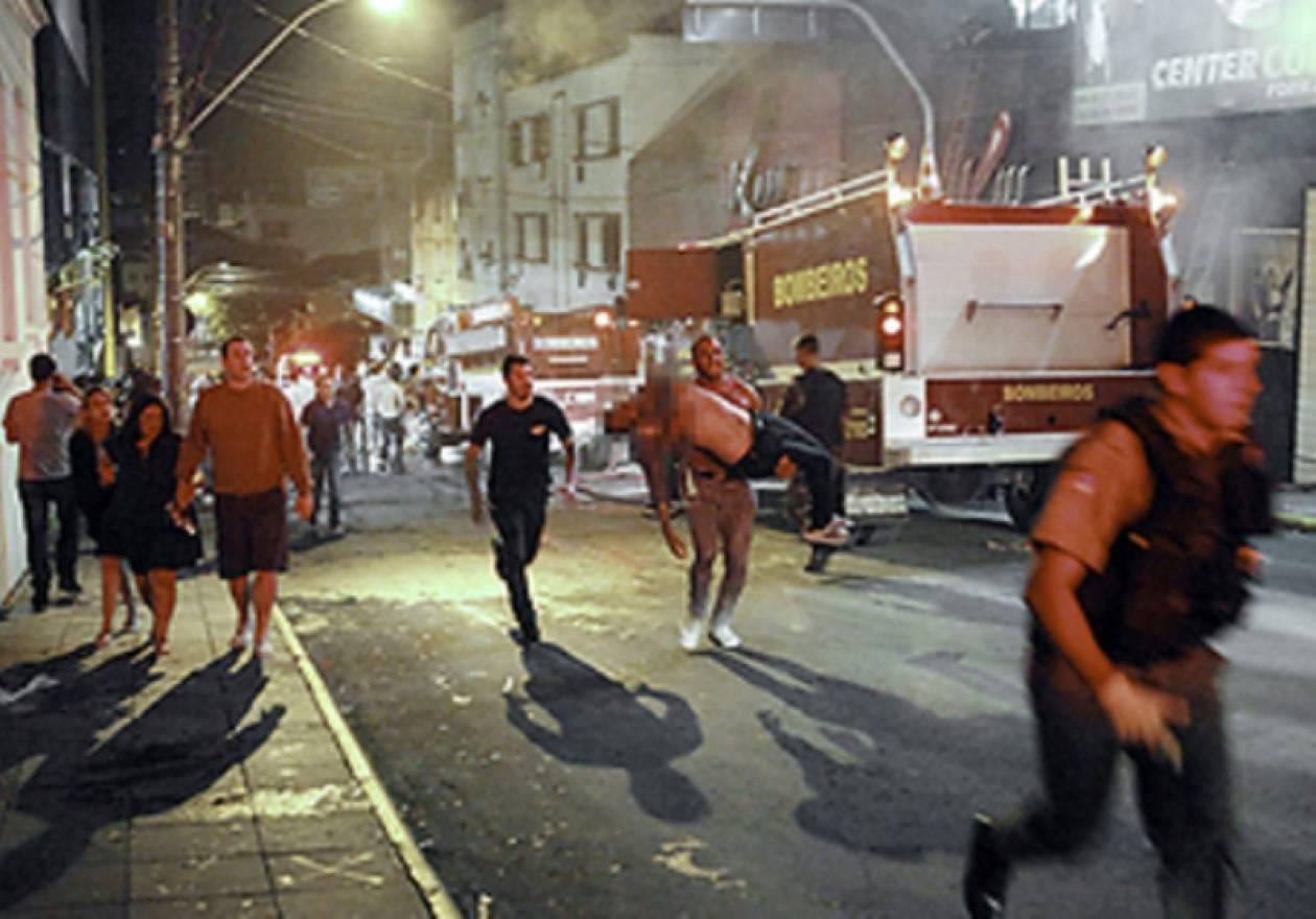 Πάνω από 245 άνθρωποι κάηκαν ζωντανοί μέσα σε νυχτερινό κέντρο