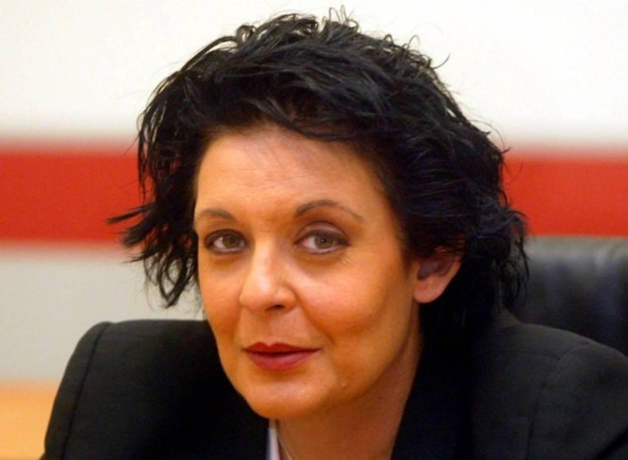 Θύμα διάρρηξης η Λιάνα Κανέλλη