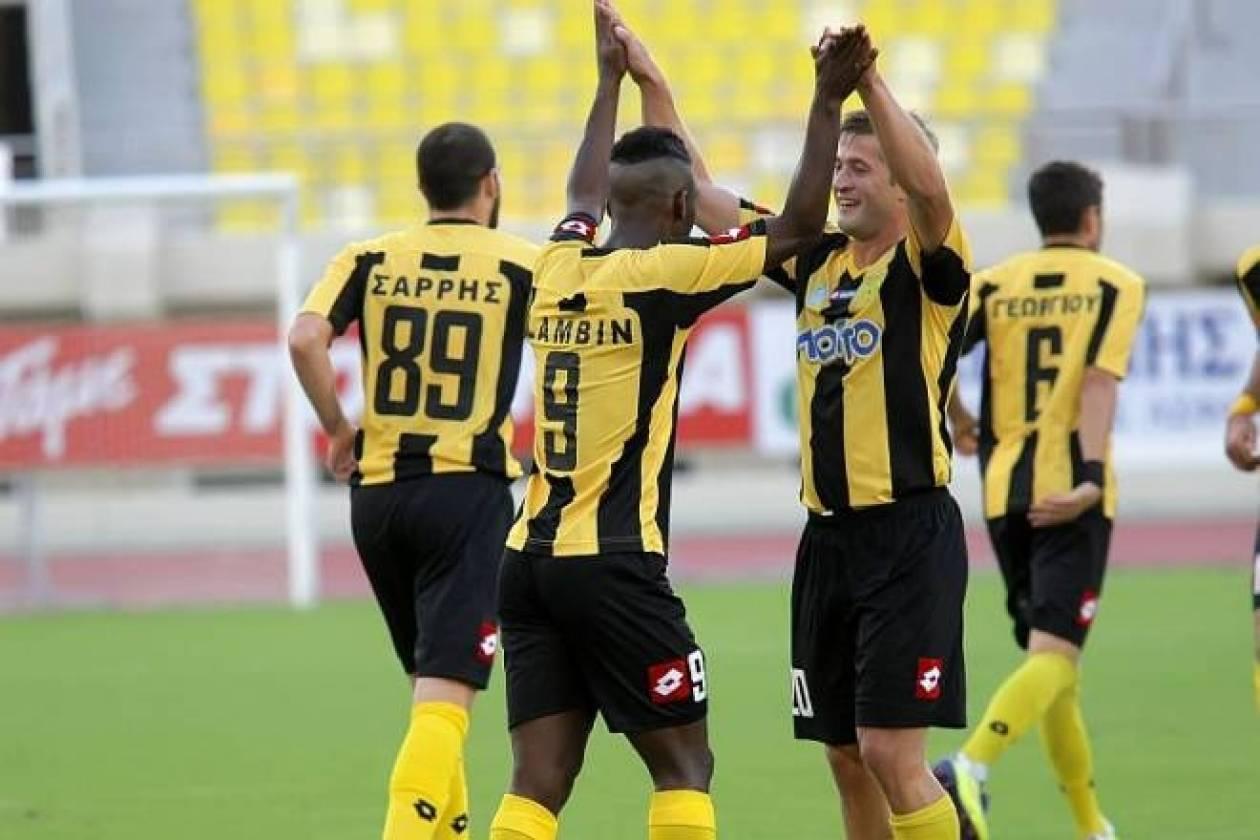 Football League: Σε Σέρρες και Βόλο το ενδιαφέρον