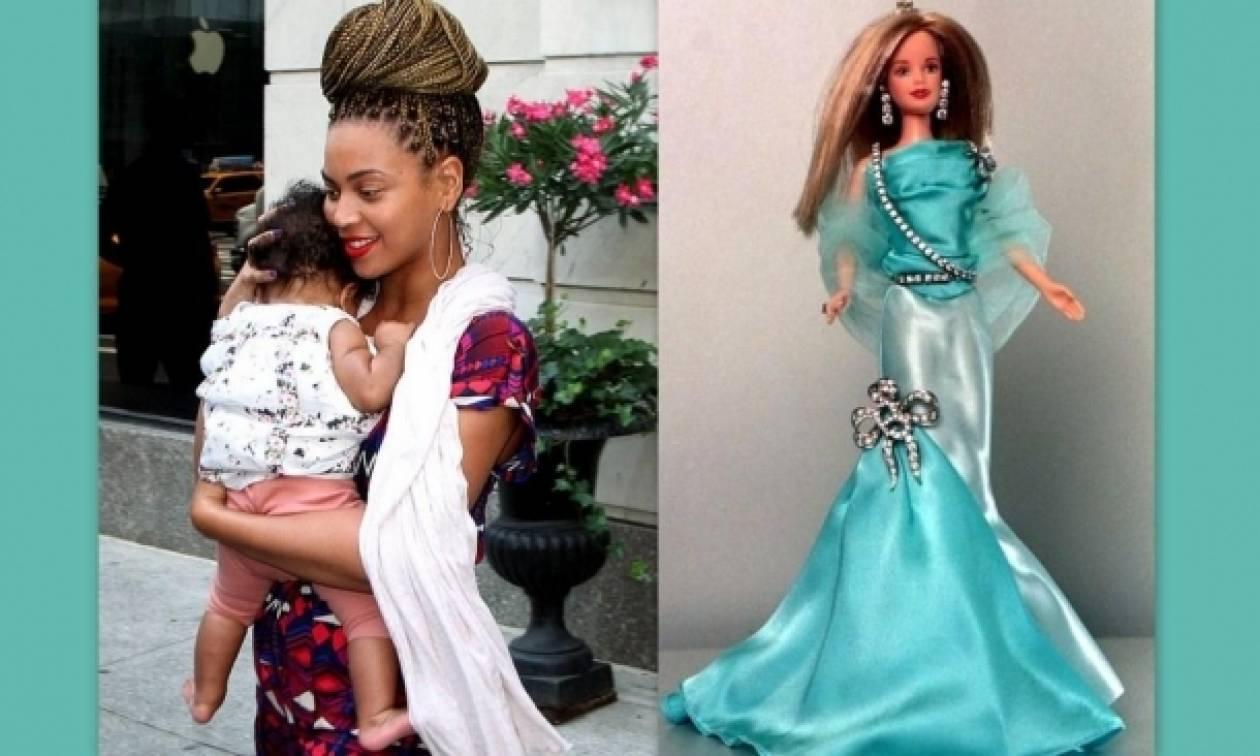Αυτή είναι η Barbie των 80.000 δολαρίων που αγόρασε η Beyonce