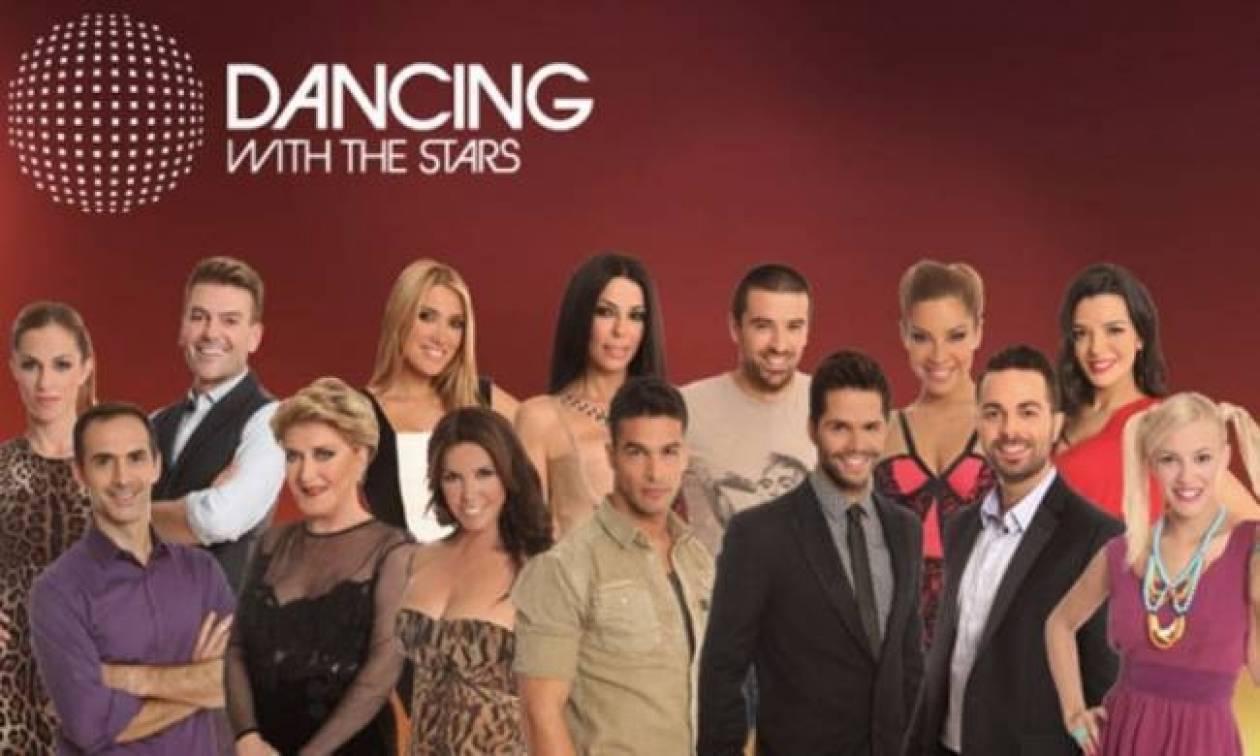 Ποιος αποχώρησε από το ενδέκατο live του «Dancing with the stars»