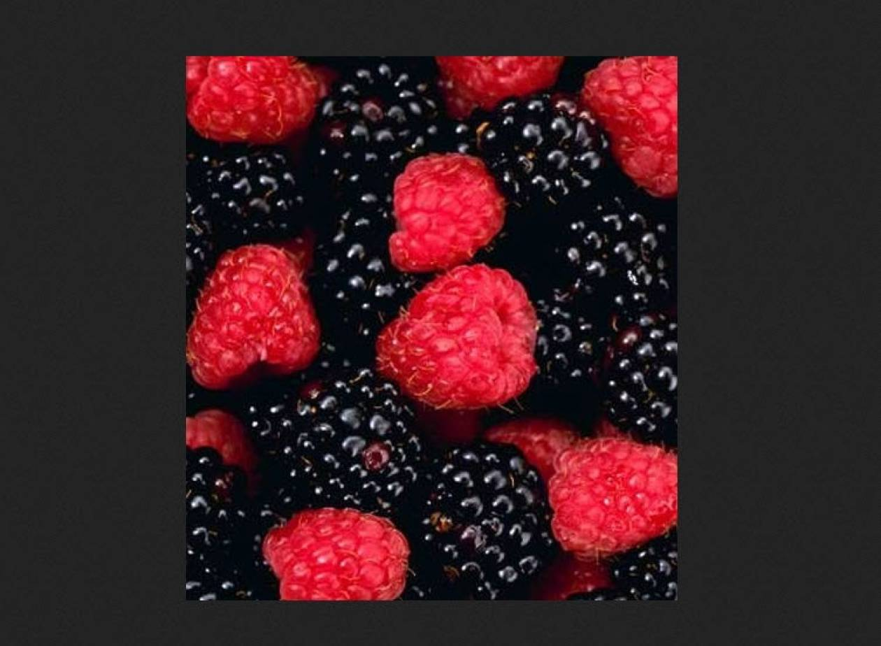 Φρούτα του Δάσους:Ένας επιπλέον λόγος να τα εντάξουμε στη διατροφή μας