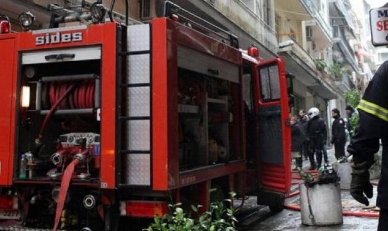 Ρέθυμνο: Πυρκαγιά προκάλεσε υλικές ζημιές σε κοσμηματοπωλείο