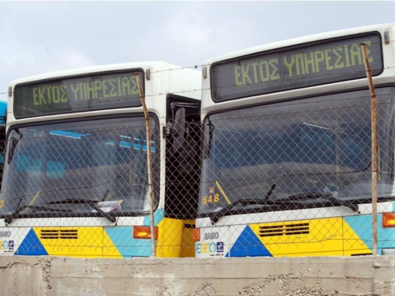 Παρέμβαση εισαγγελέα για την απεργία σε λεωφορεία και τρόλει