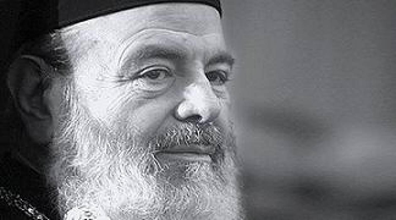 Σαν σήμερα εκοιμήθη ο Αρχιεπίσκοπος Χριστόδουλος