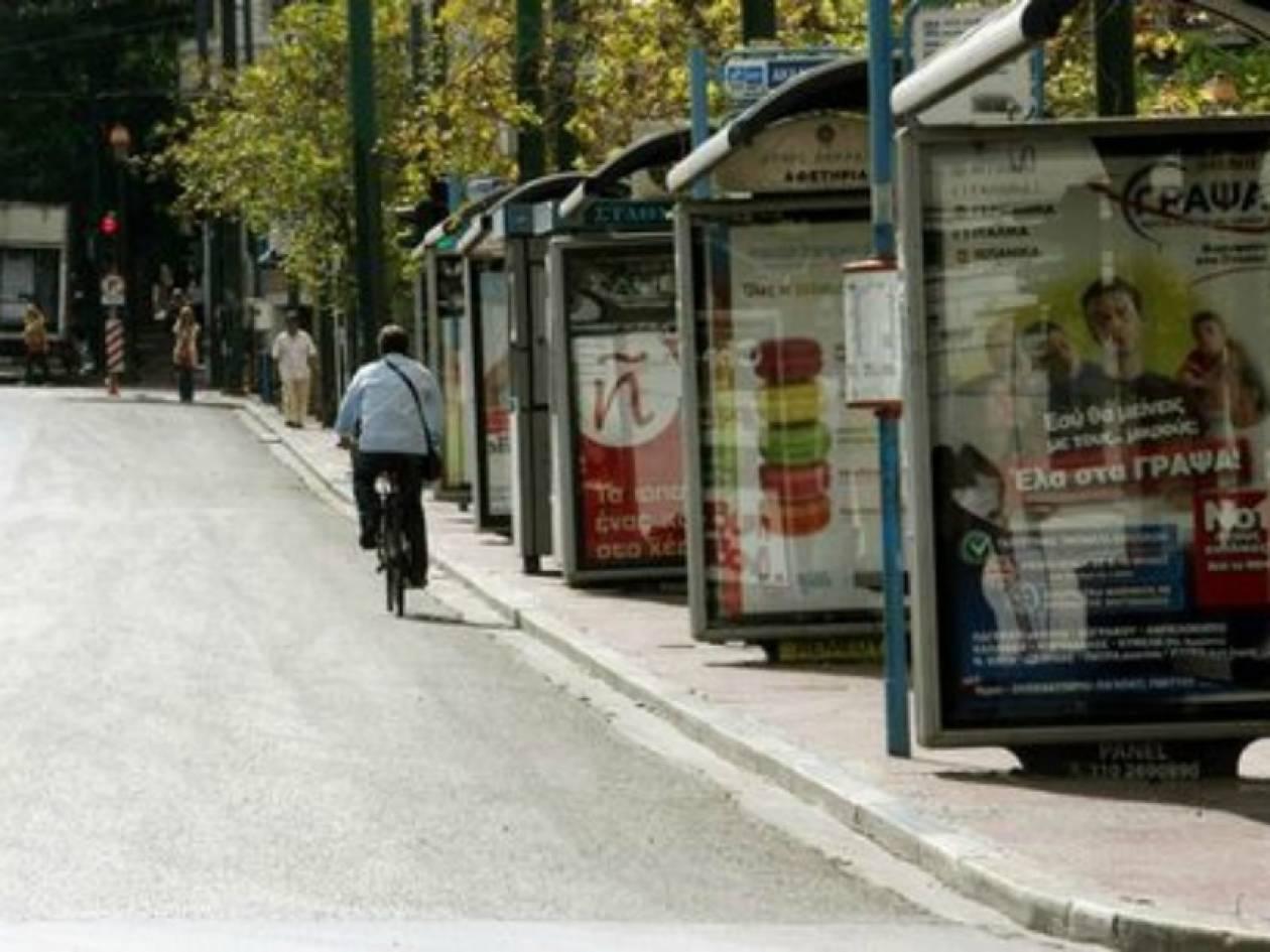 Στους δρόμους τα τρόλεϊ – Παραμένει το χειρόφρενο στα λεωφορεία