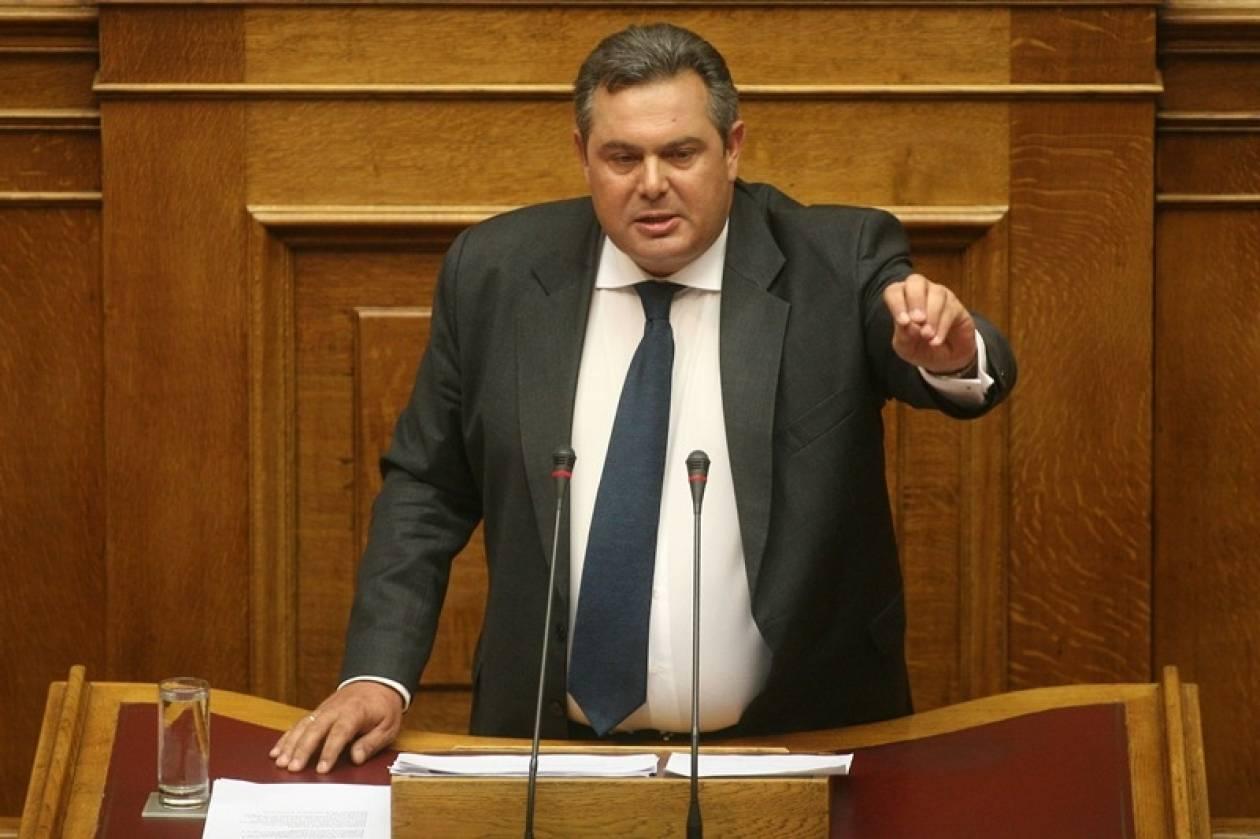 Ανεξ. Έλληνες: Ο Κουράκης υπερέβη τα εσκαμμένα