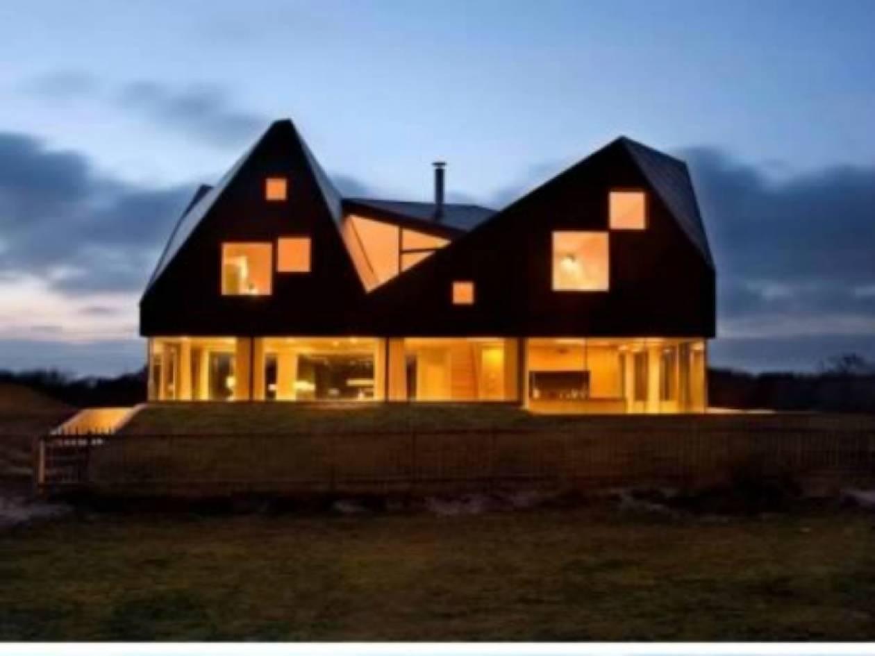 Εκπληκτικά σπίτια φτιαγμένα... από γυαλί! (pics)