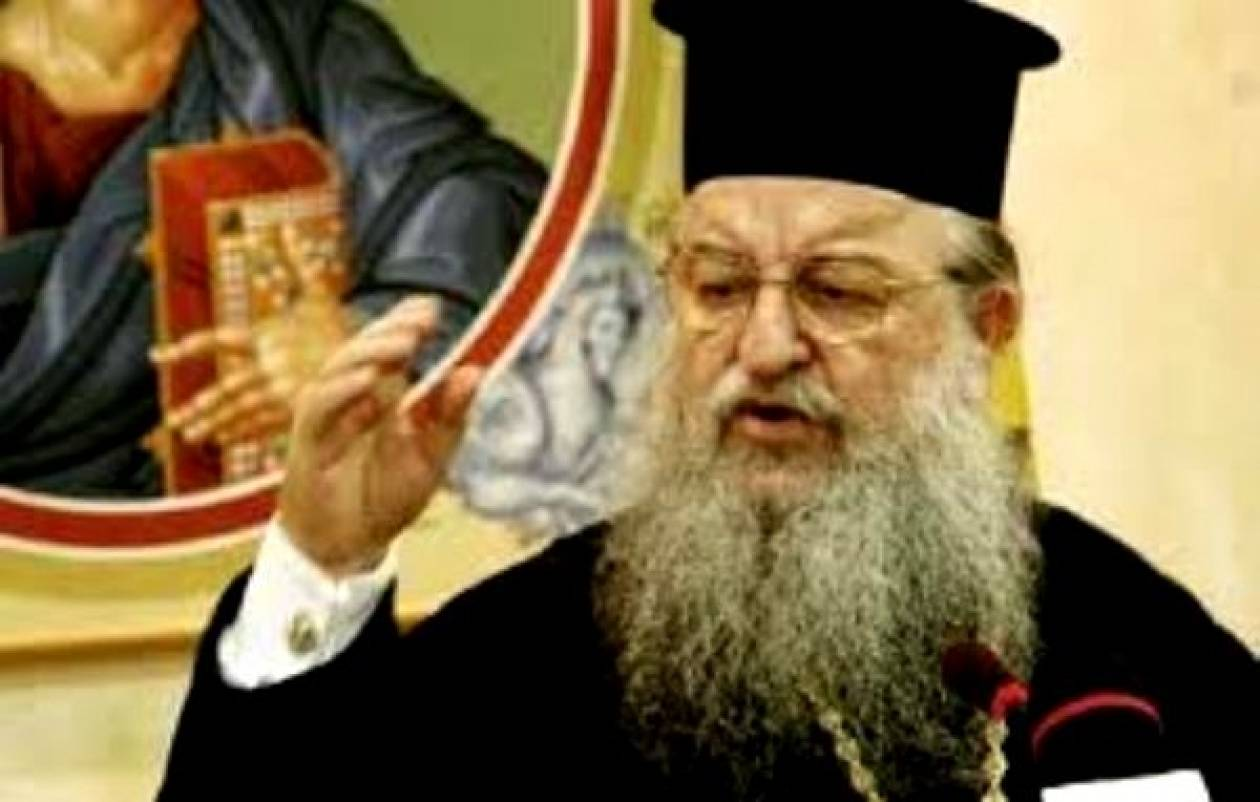 Άνθιμος: Πολιτική κουταμάρα η δήλωση Κουράκη