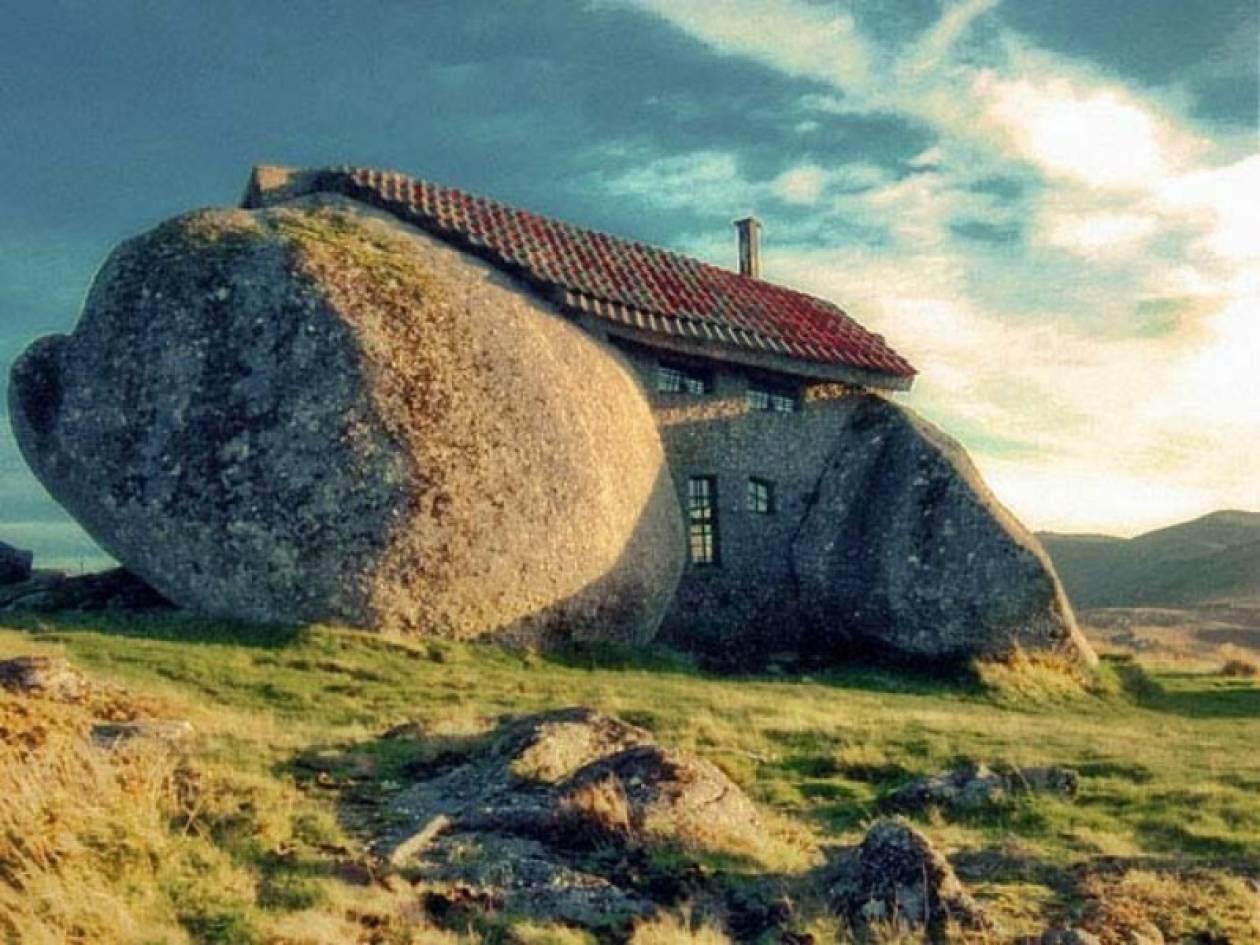 Δείτε τα πιο παράξενα σπίτια στον κόσμο