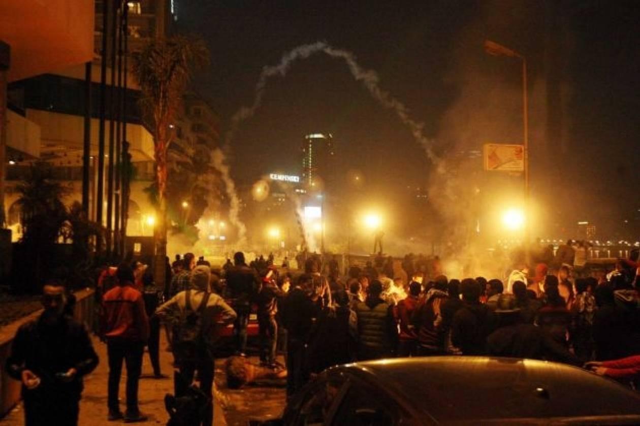 Νέα νύχτα έντασης στην Αίγυπτο