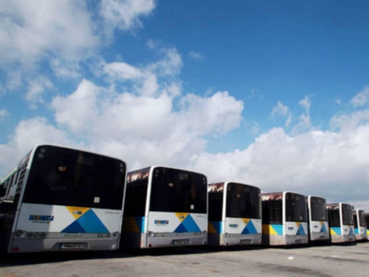 «Χειρόφρενο» στα λεωφορεία - Αποφασίζουν οι οδηγοί