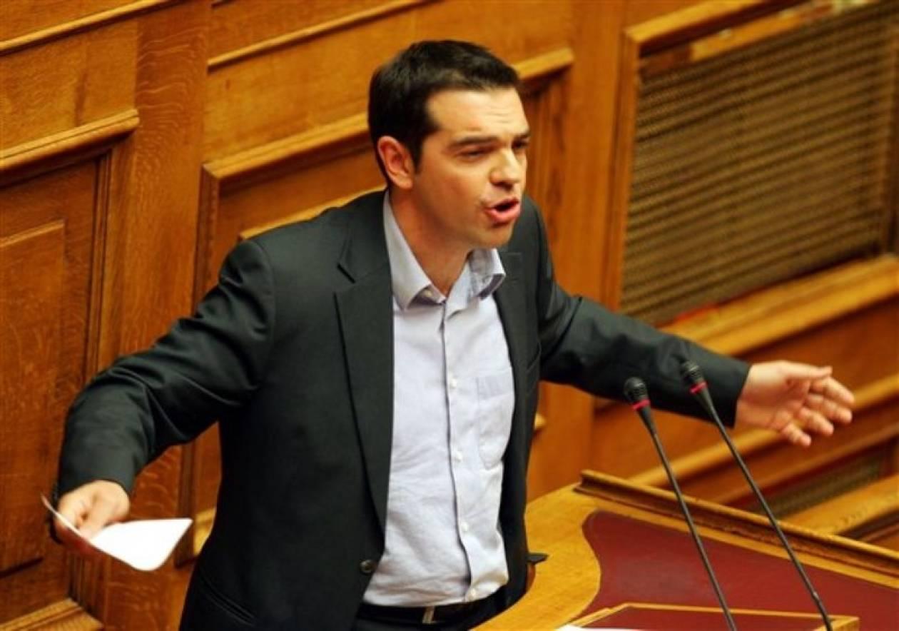 Συζήτηση στη Βουλή για τα προβλήματα των αγροτών ζητά ο Α. Τσίπρας