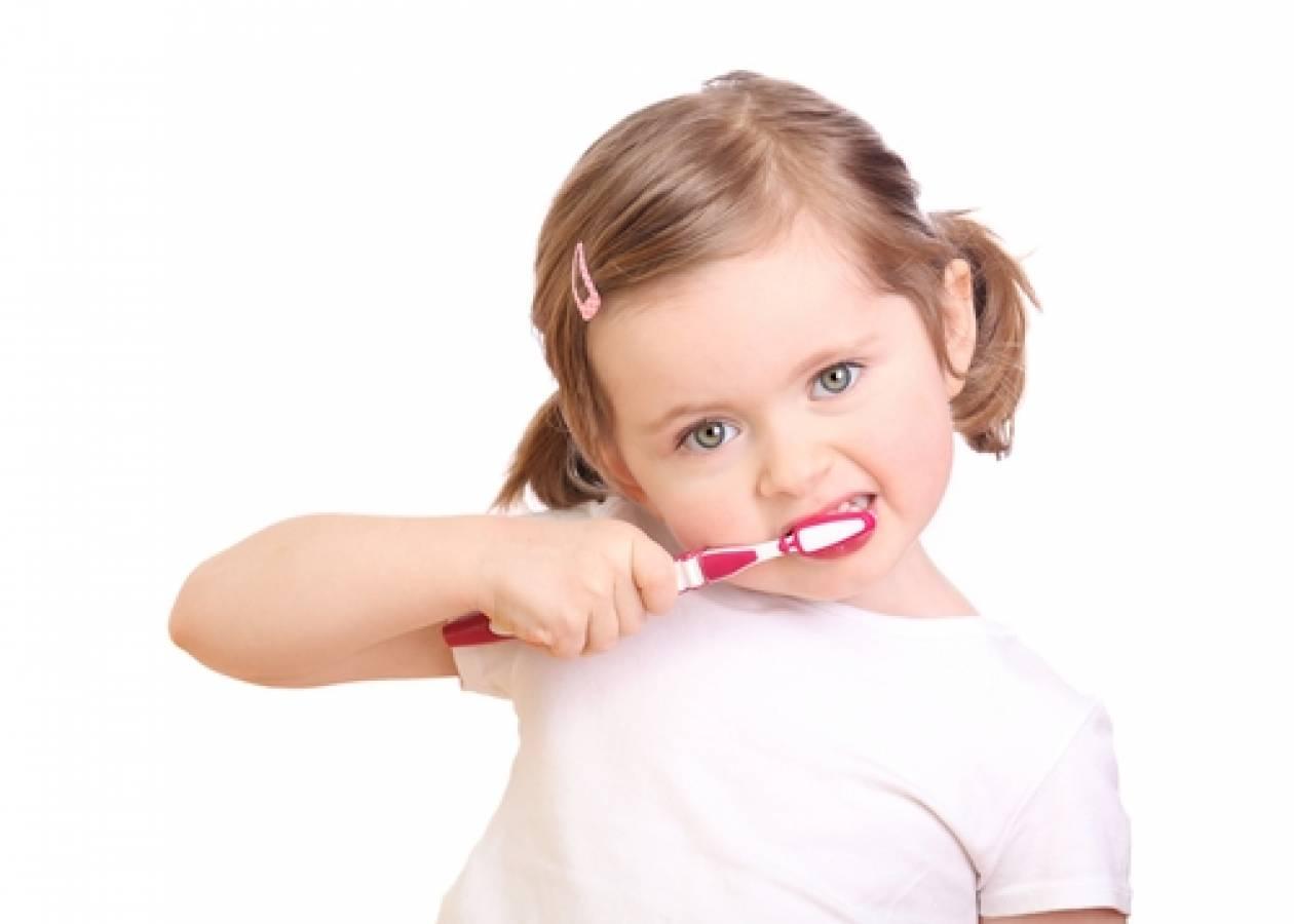 Υγιή δόντια από την προσχολική ηλικία