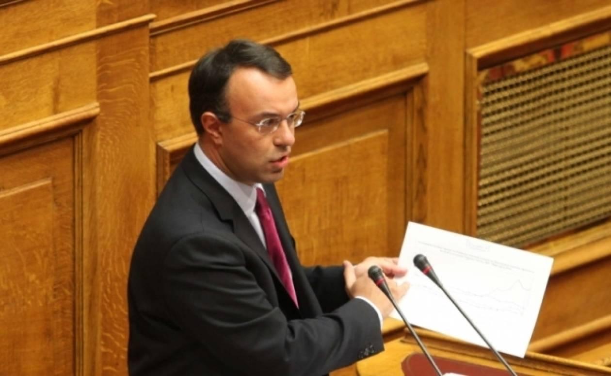 Σταϊκούρας:Μέχρι τον Μάρτιο το πόρισμα για τις κατοχικές αποζημιώσεις