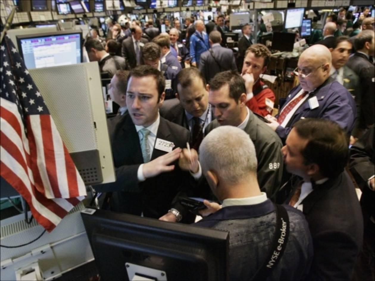 """""""Φλερτάρει"""" με τις 14.000 μονάδες ο Dow Jones"""