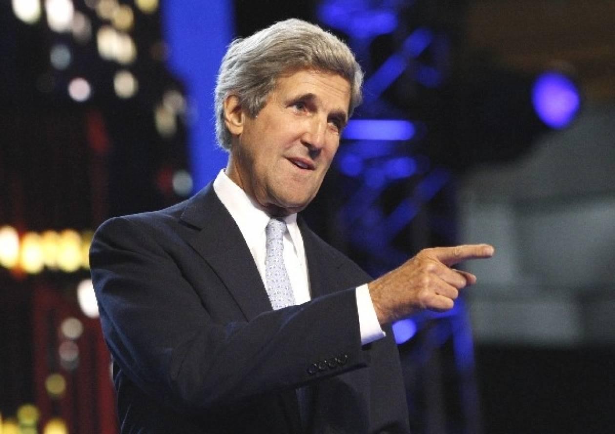 Ο Τζον Κέρι είναι ο νέος υπουργός Εξωτερικών των ΗΠΑ
