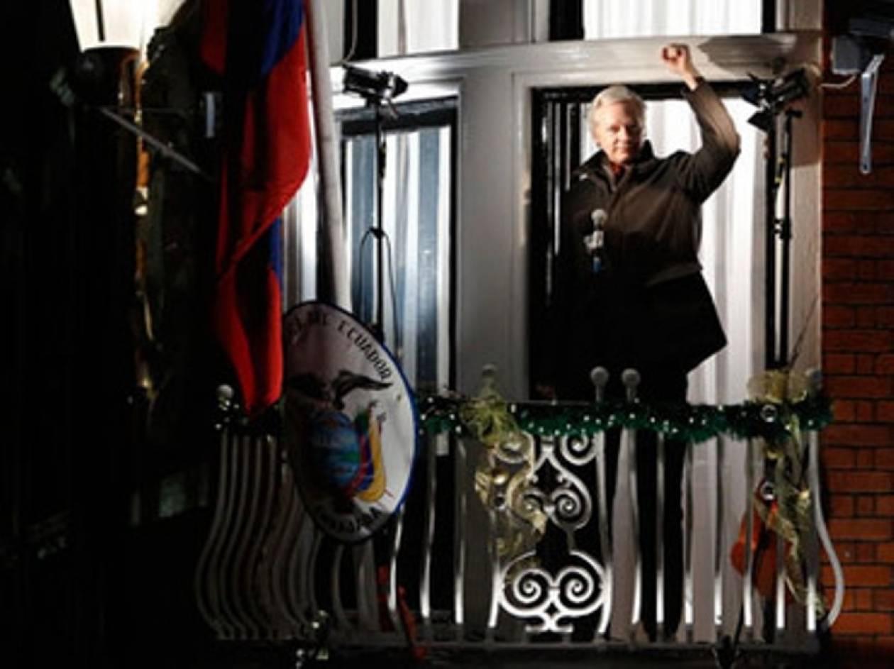 Ο Τζούλιαν Ασάνζ υποψήφιος στις εκλογές της Αυστραλίας