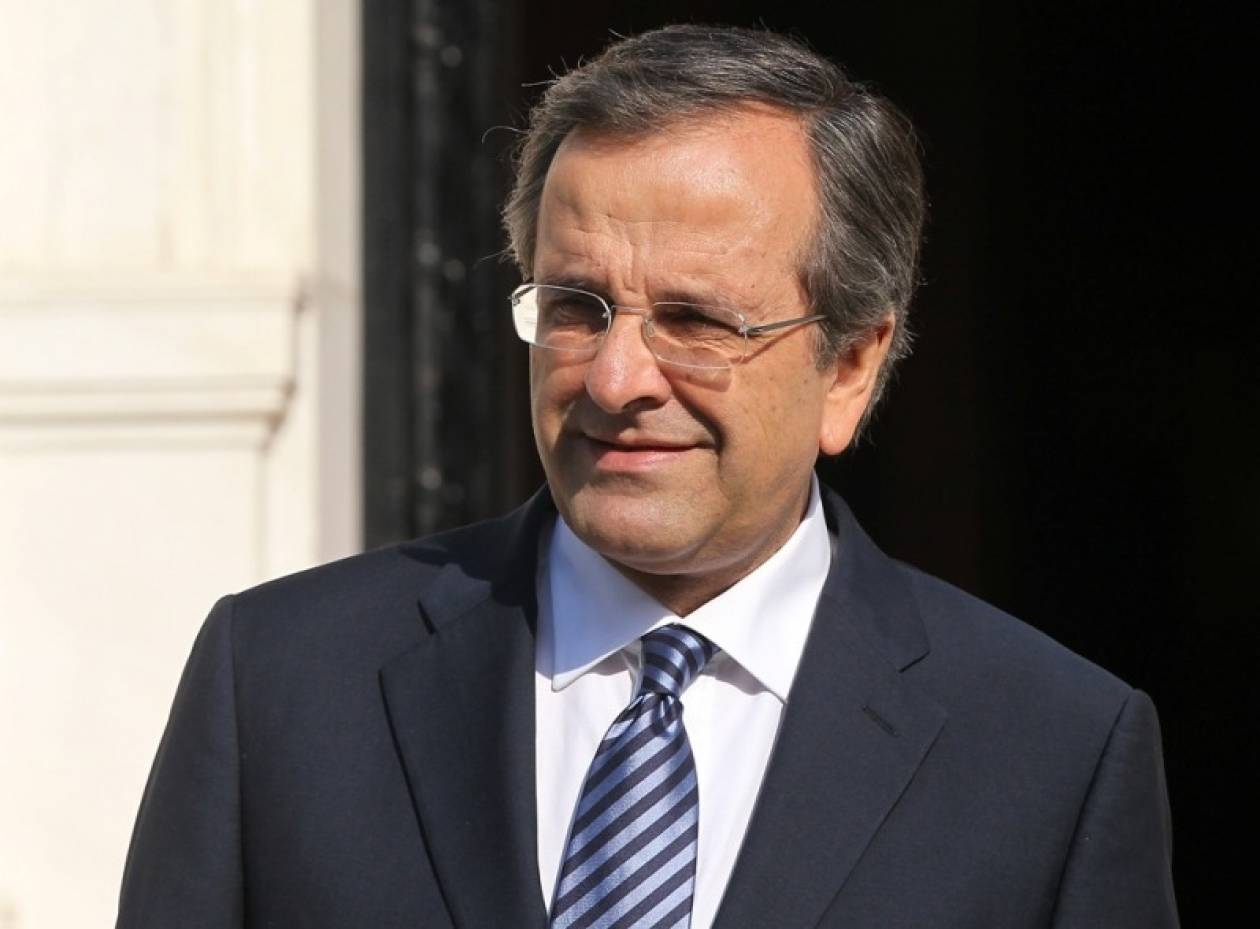Bloomberg: Τελευταία ελπίδα της Ελλάδας ο Σαμαράς