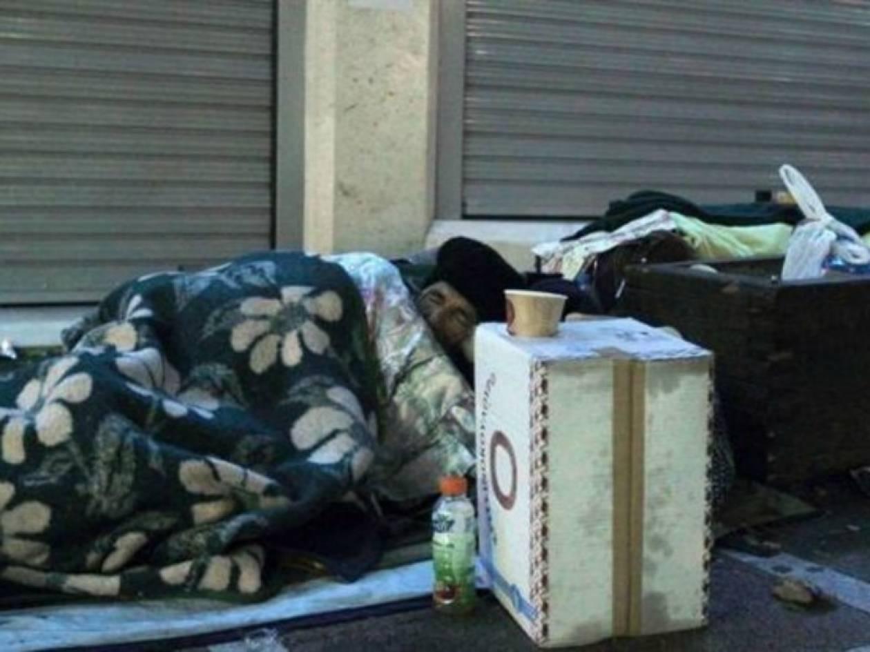 ΣΟΚ στη Χίο: Άστεγος ζούσε τρώγοντας σκυλοτροφές!