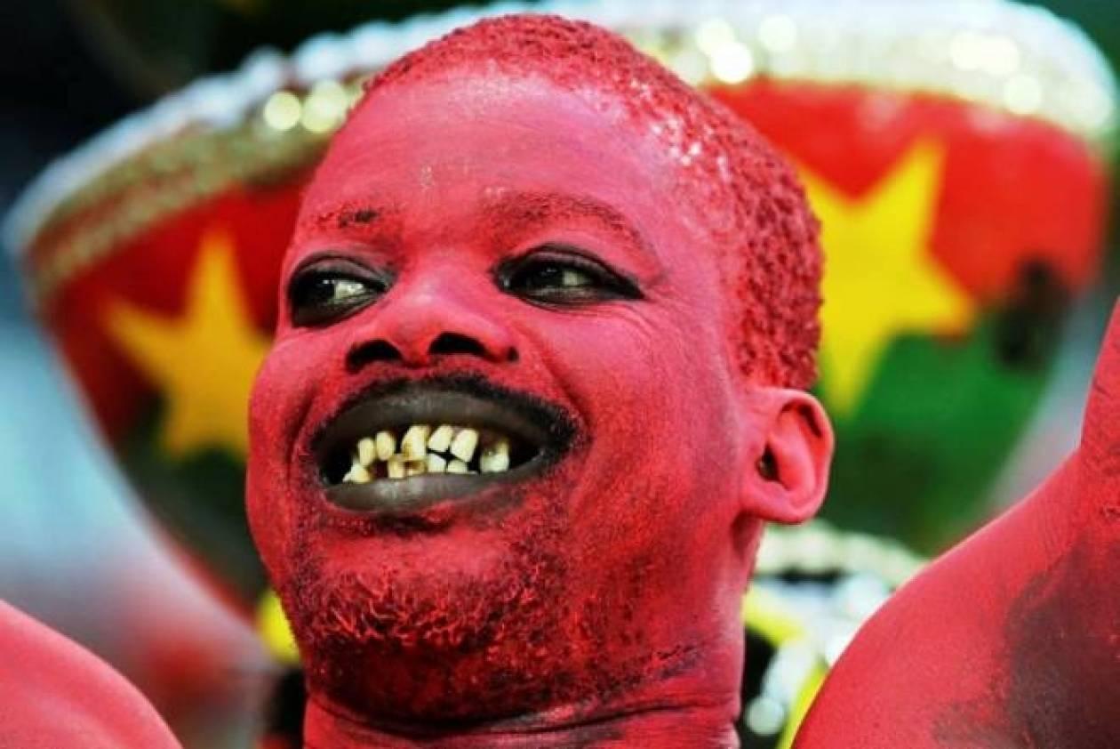 Οι πιο… τρομακτικές φωτογραφίες του Κόπα Άφρικα