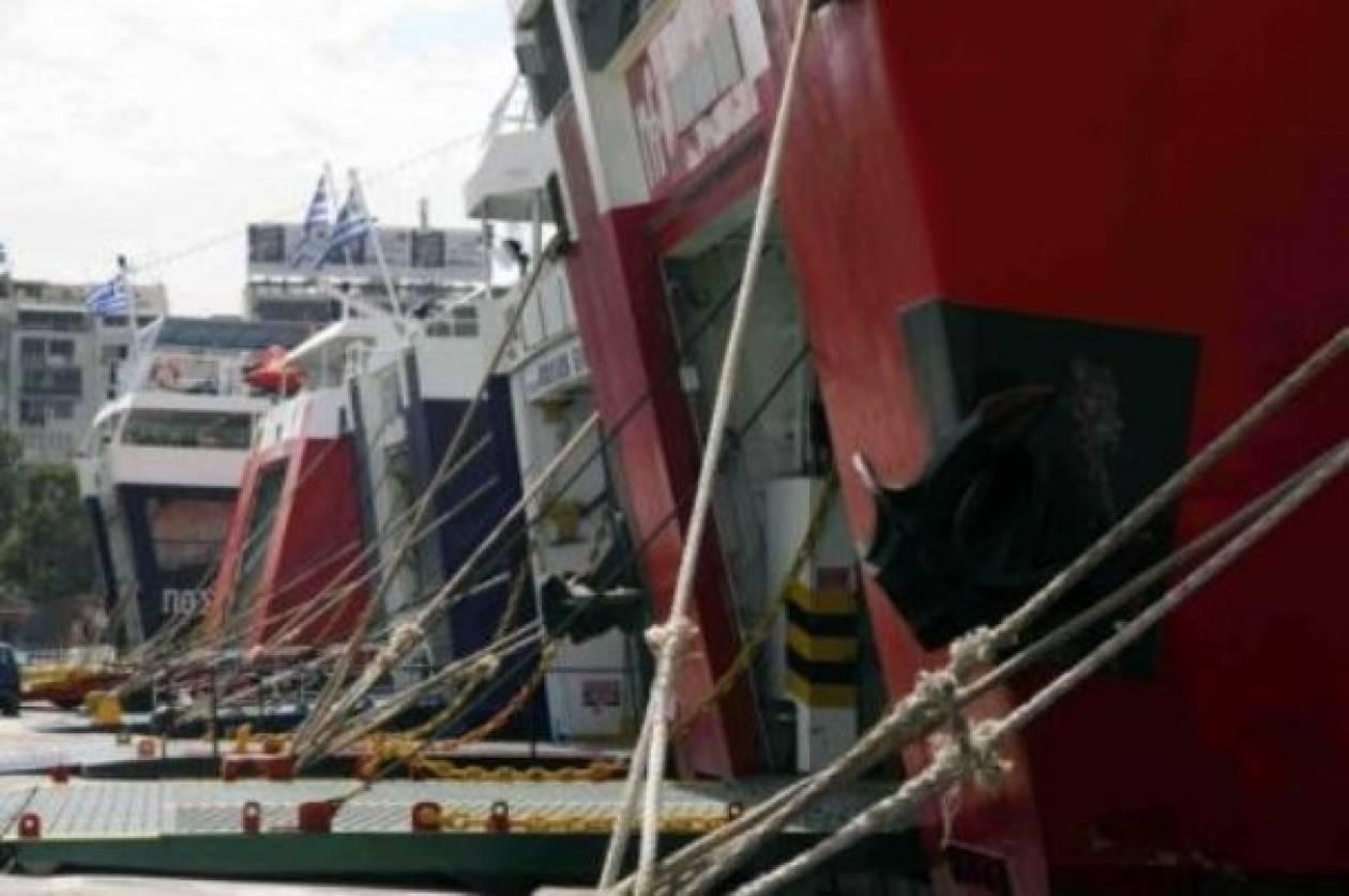 Δεμένα τα πλοία στα λιμάνια αύριο και μεθαύριο
