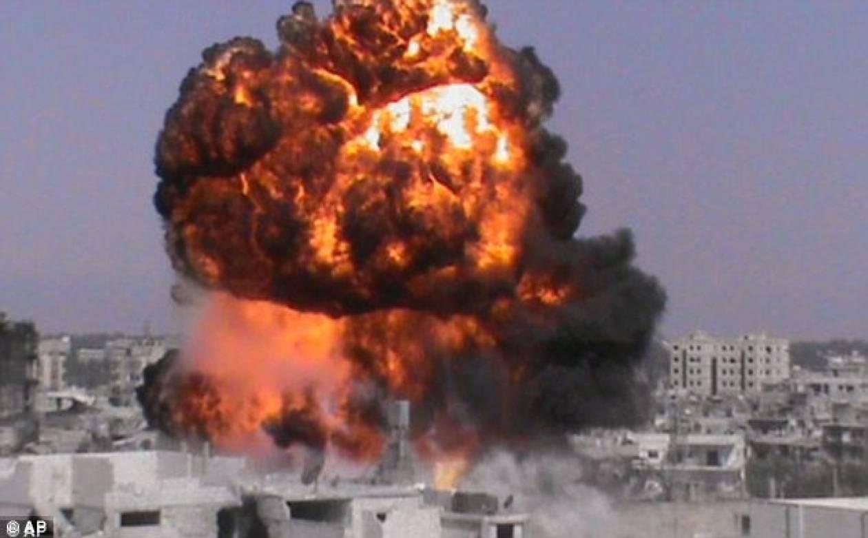 Αποκάλυψη:Επίθεση με χημικά όπλα εναντίον της Συρίας ετοίμαζαν οι ΗΠΑ;