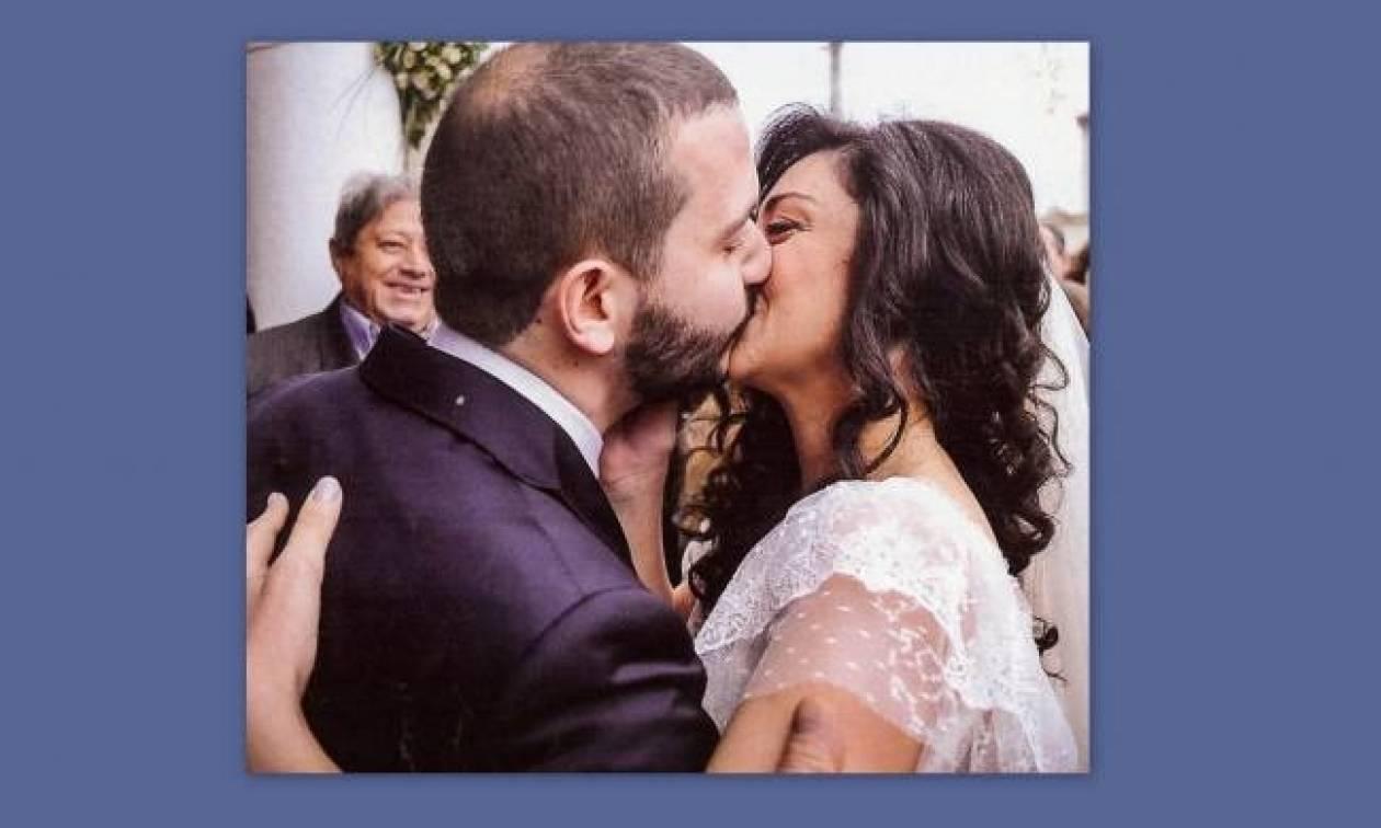 Παντρεύτηκε η Δήμητρα Στογιάννη! Δείτε φωτογραφίες από το γάμο της!