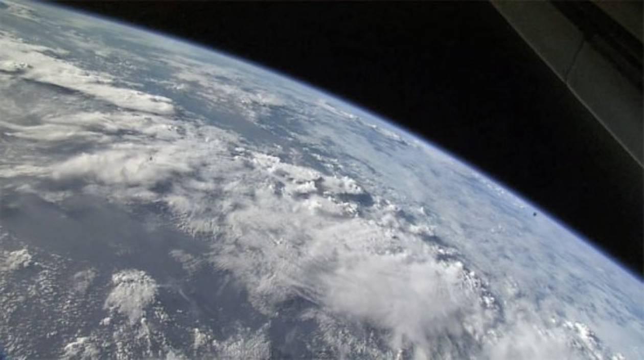 Η εκπληκτική θέα της Γης από τα μάτια ενός αστροναύτη (Video)