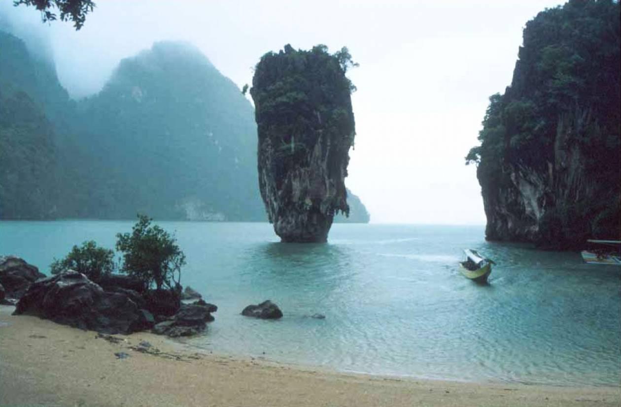 Ταϊλάνδη και Ελλάδα ελκυστικοί αλλά και... θανατηφόροι προορισμοί!