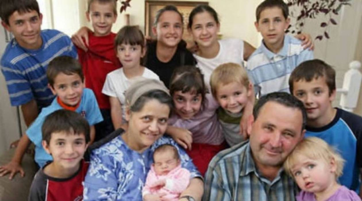 Δείτε: Μαμά 44 ετών έχει γεννήσει 18 παιδιά!