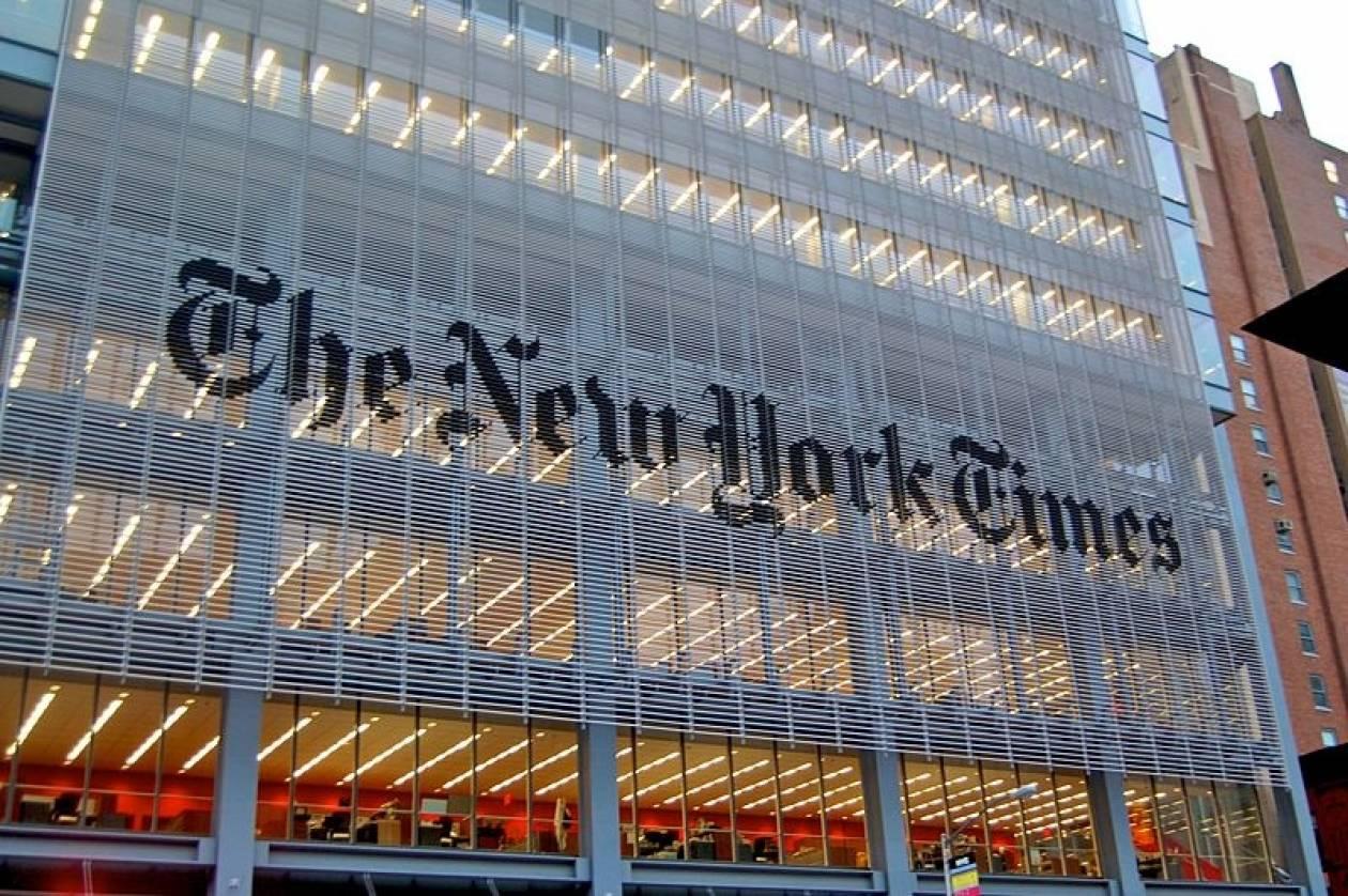 Στο στόχαστρο κινέζων χάκερς οι «New York Times»