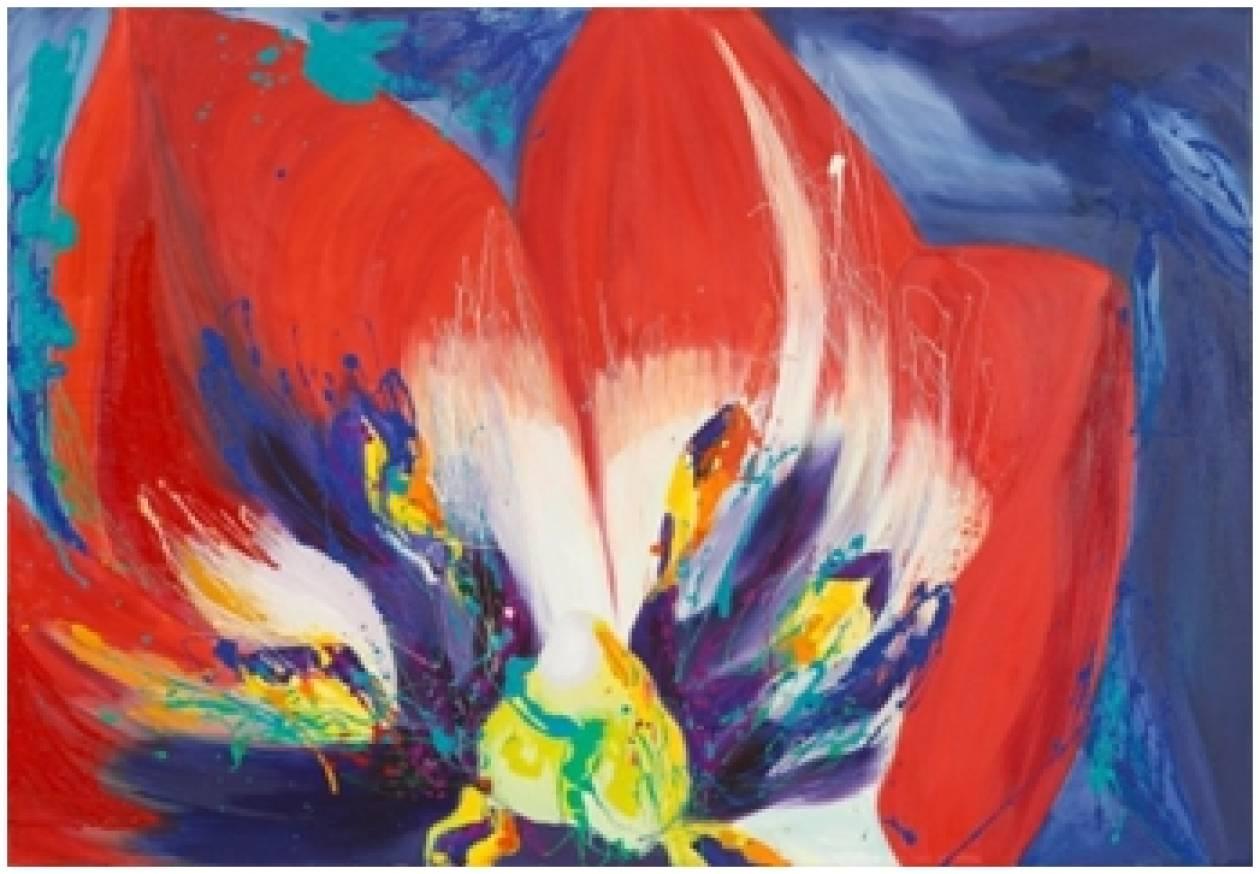 Gallery Art:  Εγκαίνια ζωγραφικής έκθεσης K.L.M.DΑΤΑ