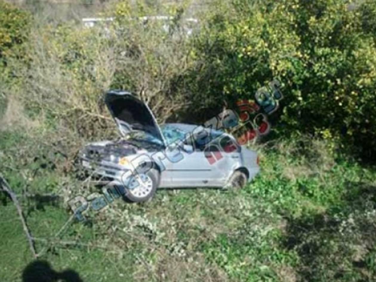 ΠΡΙΝ ΛΙΓΟ: Σοβαρό τροχαίο με τραυματία στην Πρέβεζα (pic)