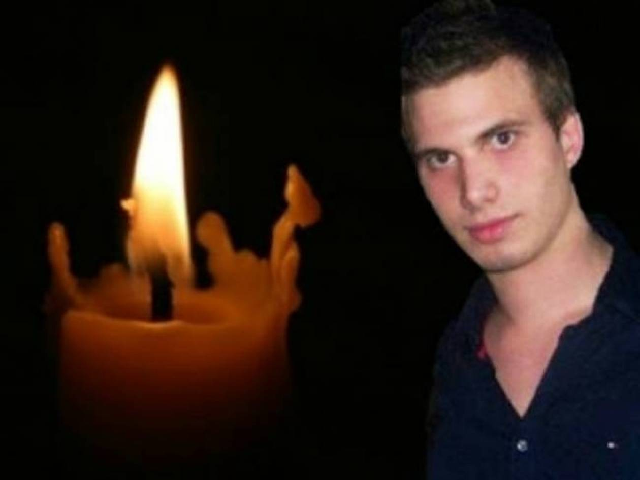 Ράγισαν καρδιές στην κηδεία του 20χρονου φοιτητή από τη Λάρισα