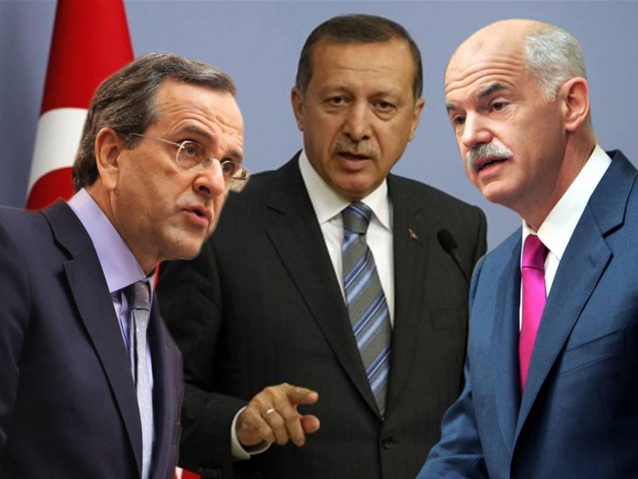 Ο Γ. Παπανδρέου προάγγελος της συνάντησης Σαμαρά – Ερντογάν