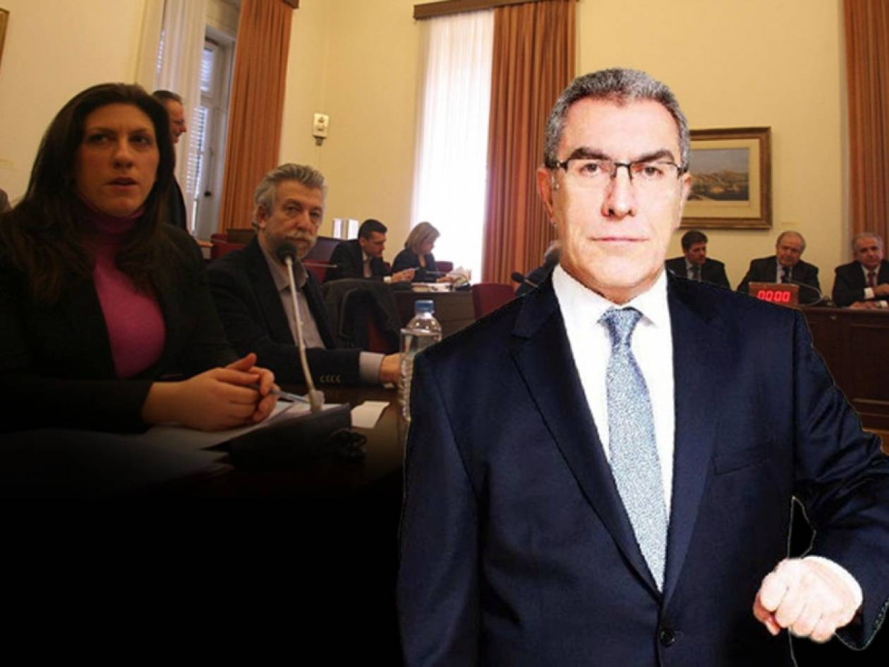 Σκηνές απείρου κάλλους στην Προανακριτική Επιτροπή