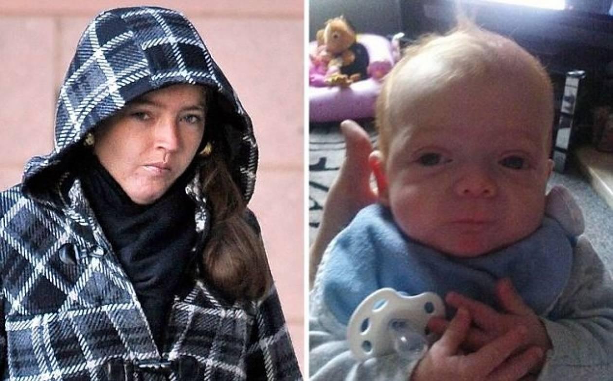 ΣΟΚ: Έριξε τηλεόραση πάνω στο μωρό της και το σκότωσε!